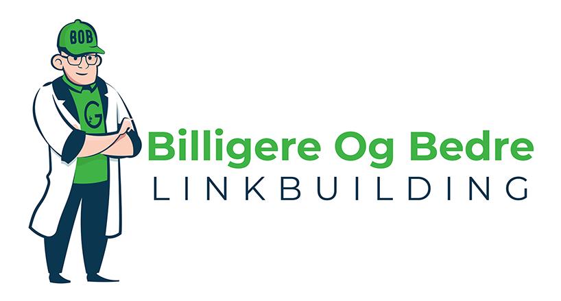 BOB Linkbuilding - billigere og bedre linkbuilding logo